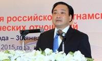 Feier zum 65. Jahrestag der Aufnahme diplomatischer Beziehung zwischen Vietnam und Russland