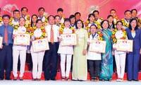 Verleihung von Pham Ngoc Thach-Preisen in Ho Chi Minh Stadt