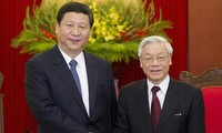 Aufbau der vietnamesisch-chinesischen Beziehungen für Stabilität und Entwicklung