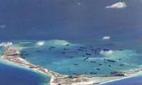 USA sind besorgt über Bau von Leuchttürmen im Ostmeer durch China