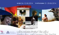 Festival der vietnamesischen und europäischen Dokumentarfilme