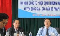 Internationale Konferenz der Rechtsverbände der asiatisch-pazifischen Länder in Vietnam