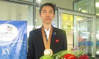 Vietnam erhält zum ersten Mal Medaille bei einem internationalen Berufsfertigkeitswettbewerb