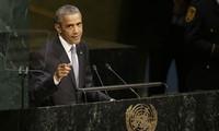 Die USA unterstützen internationale Gesetze zur Lösung der Streitigkeiten im Ostmeer