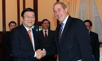 Staatspräsident Truong Tan Sang: Vietnam und die USA wollen TPP-Verhandlungen abschließen