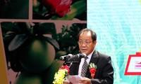 """Erstmals """"Goldene Marke"""" für vietnamesische Landwirtschaftsprodukte"""