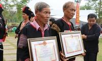 Aktivitäten zum Tag des vietnamesischen Erbes