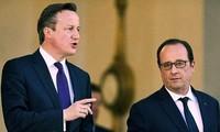 Frankreich und Großbritannien verstärken Zusammenarbeit im Kampf gegen IS
