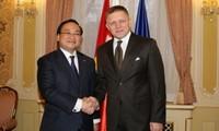 Umfassende Zusammenarbeit zwischen Vietnam und der Slowakei