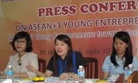 Junge Unternehmer der ASEAN+3 Länder für nachhaltige Entwicklung