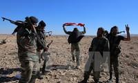 Syrische Armee erobert strategische Stadt in Homs zurück