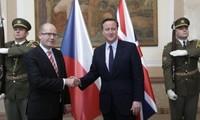Tschechien will Großbritannien zum Verbleib in der EU stark machen