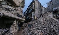 Friedensverhandlungen für Syrien beginnen