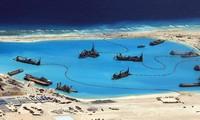 Weltmedien: China verletze internationale Gesetze im Ostmeer