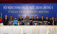 Gemeinsame Erklärung der Vorsitzenden des Gerichtshofs der ASEAN-Länder
