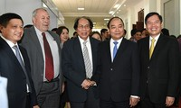 Premierminister Nguyen Xuan Phuc leitet Investitionskonferenz in Lai Chau