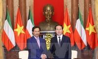 Kuwaits Premierminister beendet Vietnambesuch