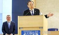 UNO plädiert für globale Lösung der Flüchtlingskrise