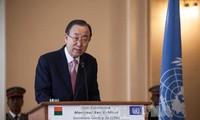 UN-Generalsekretär Ban Ki-moon würdigt Rolle der Familie