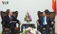 Unternehmen spielen führende Rolle bei Zusammenarbeit zwischen Vietnam und den USA
