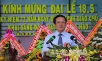 Fest zum 77. Jahrestag der Gründung von Hoa Hao