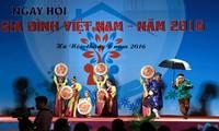 Aktivitäten zum Tag der vietnamesischen Familie