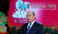 Grundwerte der Familie sind für jeden Vietnamesen heilig