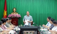 Nam Dinh soll die Wirtschaftsproduktion nach dem Taifun ankürbeln