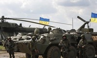 USA und die Ukraine diskutieren die Lage in der Ostukraine