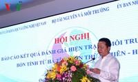 Meerwasserqualität an der zentralvietnamesischen Küste ist nach dem Umweltskandal normal
