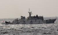 Vier chinesiche Schiffe dringen in japanisches Gewässer ein