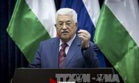 Palästinenser-Präsident Abbas warnt vor Rücknahme der Anerkennung des Staates Israel