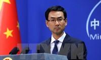 China ist gegen einseitige Strafe außerhalb der UNO