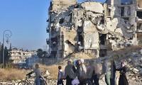 UN-Vollversammlung fordert sofortige Waffenruhe in Syrien