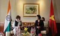 Parlamente Vietnams und Indiens wollen Zusammenarbeit vertiefen