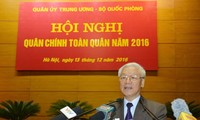 KPV-Generalsekretär Nguyen Phu Trong: Aufbau einer stärkeren Armee