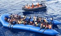Todeszahl der Flüchtlinge im Mittelmeer steigt in diesem Jahr