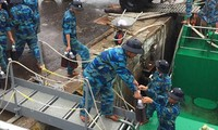 500 Tonnen Waren für Tetfest auf Truong Sa