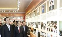 Staatspräsident Tran Dai Quang fordert mehr Kompetenzentren für Ausbildung