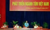 Vietnam will bis 2025 jährlich Garnelen im Wert von 10 Milliarden US-Dollar exportieren