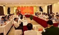 """Fortsetzung der Kampagne """"Lernen und Arbeiten nach der Ideologie, der Moral und dem Stil Ho Chi Minh"""