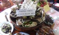 Die traditionellen Köstlichkeiten der Gie Trieng-Minderheit