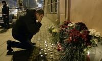 Terroranschläge in der U-Bahn in St. Petersburg