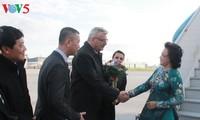 Parlamentspräsidentin Nguyen Thi Kim Ngan besucht Tschechische Republik