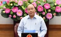 Premierminister Nguyen Xuan Phuc leitet Sitzung zur Verfassung der Gesetze