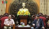 VOV und vietnamesische Botschaft in Ägypten wollen zusammenarbeiten