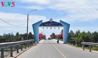 Erbefestival Quang Nam vor der Eröffnung