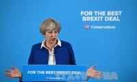 Großbritannien nennt Voraussetzungen für künftige Beziehungen mit EU