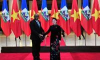 Verstärkung der umfassenden Beziehungen zwischen vietnamesischen und haitianischen Parlamenten
