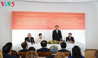 Staatspräsident Tran Dai Quang besucht Weißrussland